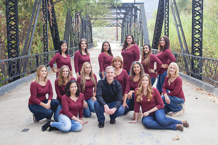 Dr. Stormberg and the Stormberg Orthodontics team